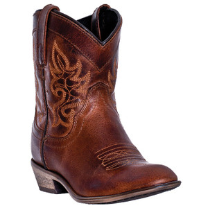 Dingo Willie Brown Genuine Leather Boots