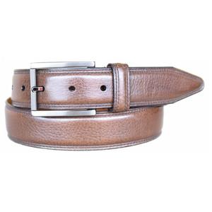 Lejon Dignitary Brown Genuine Leather Belt