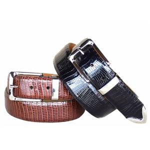Lejon Le Bernardin Brown Genuine Leather Belt
