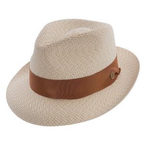 Stetson Whitehall Tan Straw Hat