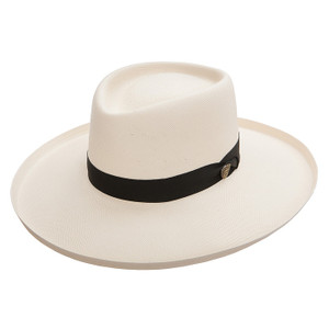 Dobbs San Juan Cream Straw Hat