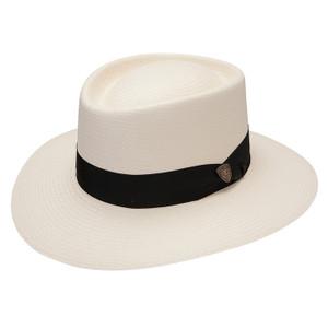 Dobbs St.Charles Cream Straw Hat
