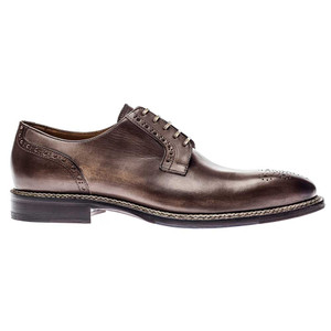 Jose Real Nordve Brown Genuine Leather Oxfords