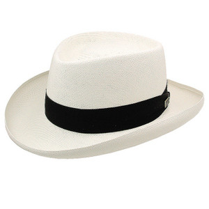 Dobbs Basino Natural Straw Hat