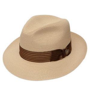Dobbs Harrod Sand Straw Hat