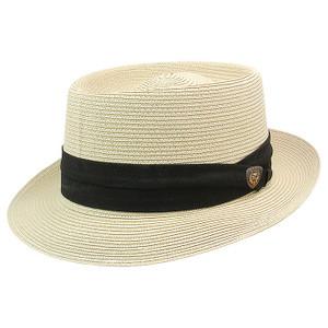 Dobbs Coronado Beige Straw Hat