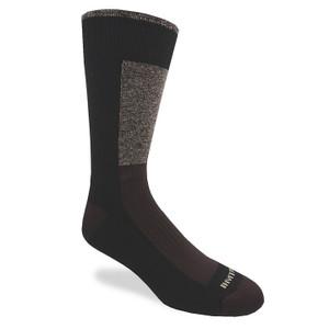 Remo Tulliani Anoki Brown, Black, & Taupe Dress Socks