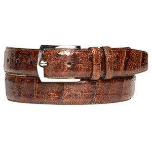 Mezlan Sport Genuine Crocodile Belt
