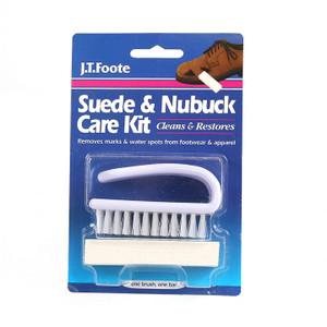 Justin Blair J.T. Foote Suede & Nubuck Care Kit
