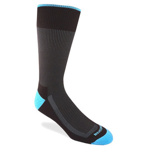 Remo Tulliani Dakota Brown & Blue Dress Socks