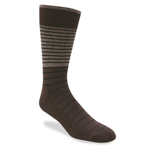Remo Tulliani Sashe Brown, Navy, & Taupe Dress Socks