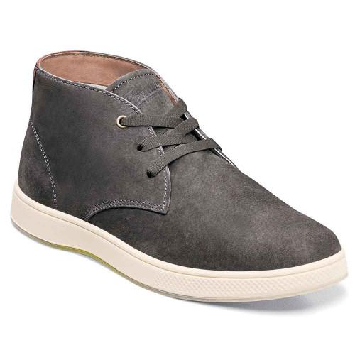 Florsheim Edge Charcoal Nubuck Chukka Boots