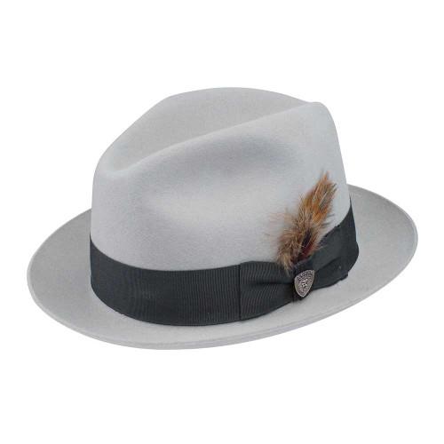 Dobbs Barrington Pearl Men's Fedora Hat