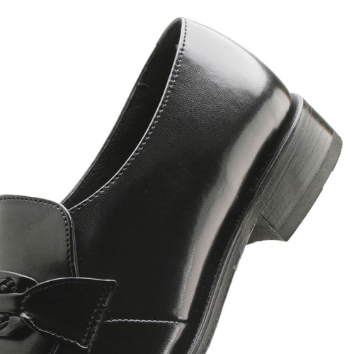 Florsheim Richfield Black  Leather Loafer