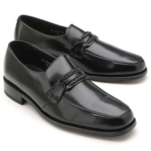 Florsheim Richfield Black  Leather Loafer