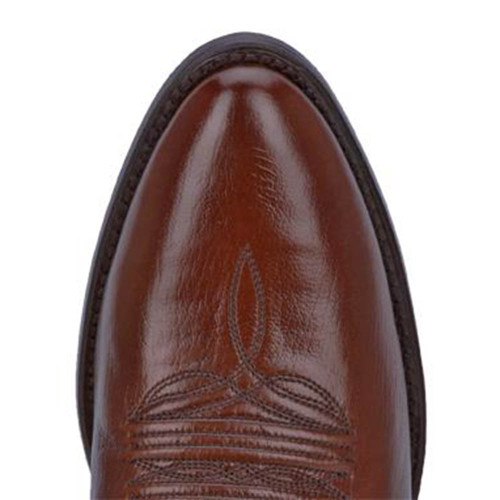 Dan Post Milwaukee Antique Tan Leather Boots