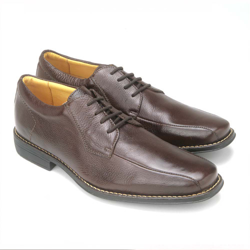 Sandro Moscoloni Belmont Brown Troy Leather Oxfords