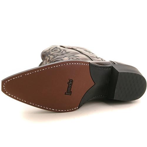 Laredo Hawke Brown Dress Western Boot