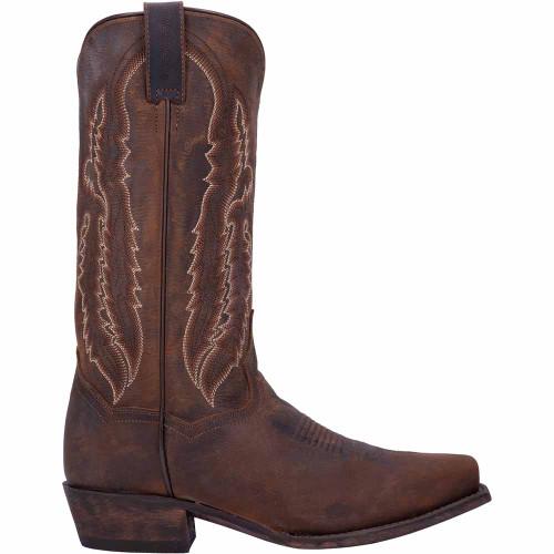 Dan Post Renegade Bay Brown Leather Boots