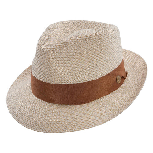 Stetson Whitehall Tan Straw Hat
