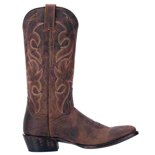 Dan Post Renegade Bay Apache Leather Boots