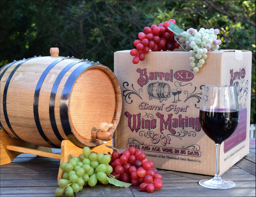 Barrel XL™ Barrel Aged Cabernet Wine Making Kit
