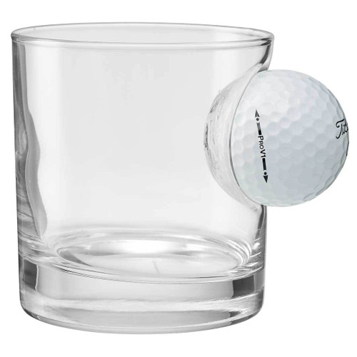 Golf Ball Rocks Glass (SOLD OUT)