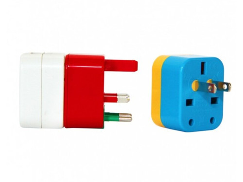 5-in1 International Travel Adapter