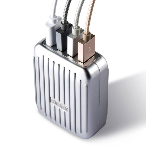 A-Series 4 Port Wall Charger
