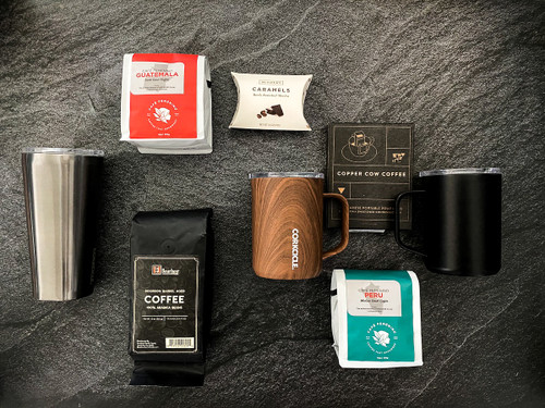 Build Your Box: The Coffee Enthusiast