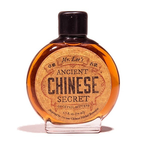 Mr. Lee's Ancient Chinese Secret Bitters