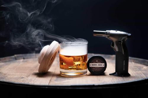 Cocktail Smoker Top - Smoke Stack Kit