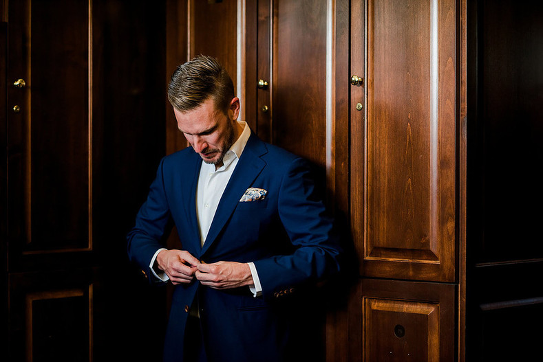 How to Care for Your Suit.. and Other Garments