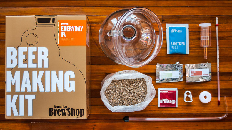 ​A Gentleman's Trove's Everyday IPA Beer Making Instructions