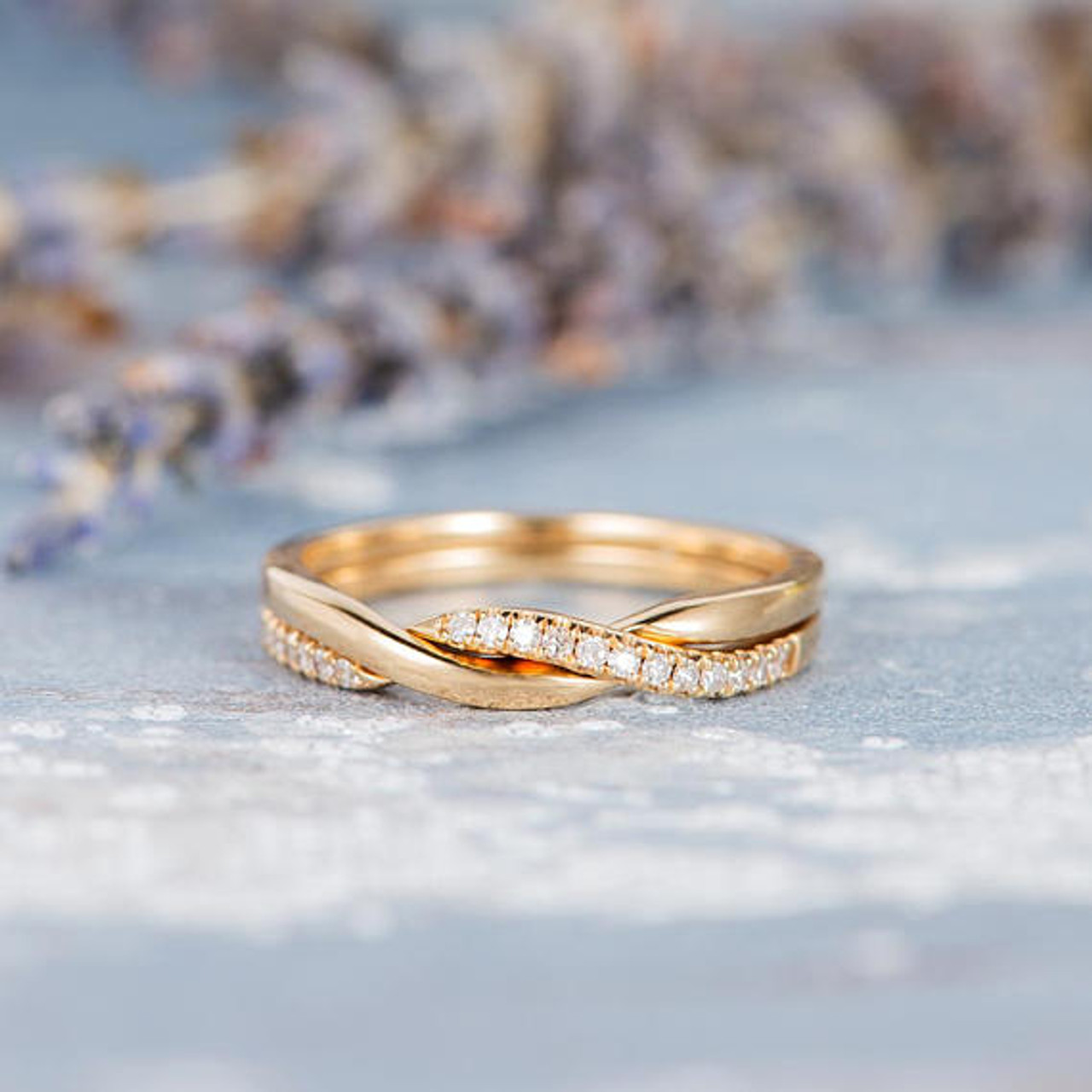 Unique Wedding Ring.Unique Wedding Band Diamond Women Wedding Ring