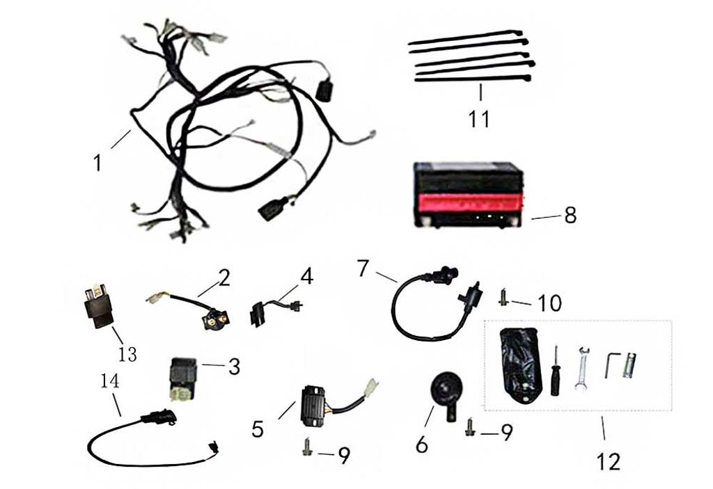 13-Headlight Controller