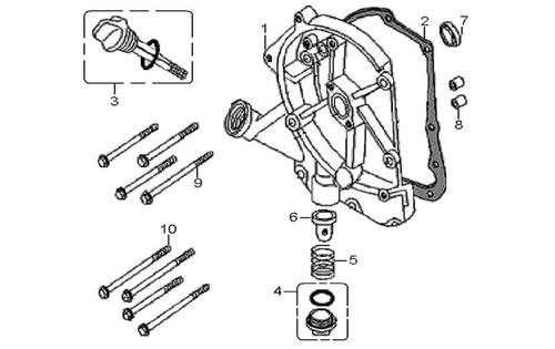 01-Right Crankcase Cover-E-08-HS