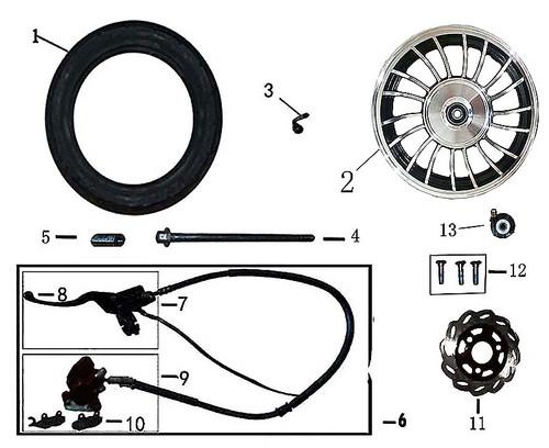 03-VALVE STEM (PVR-70)