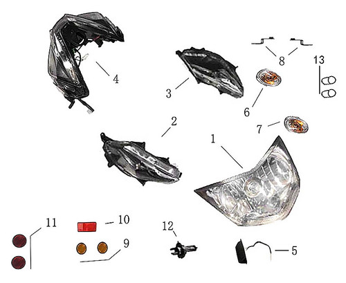 04-TAIL LIGHT ASSY