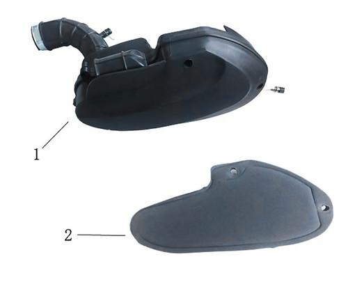 01-AIR/C ASSY-F11- Air Cleaner-RS