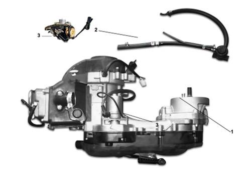 03 Carburetor Assy