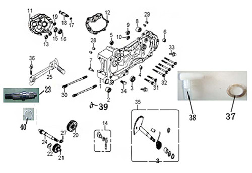 27 Bowel Pin 8x14