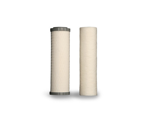 Complete Filter Set: FUGAC250 | Two-Stage Under Counter