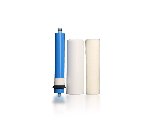 Filter Replacement Set: Three-Stage Reverse Osmosis System (RU300C18)