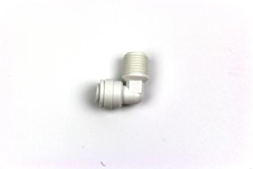 JG White 90-Degree-Angle Connector