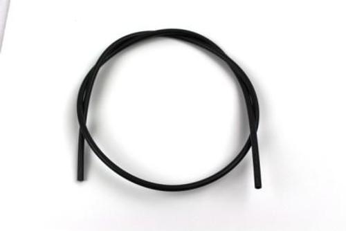 "Black Tubing - 1/4"""