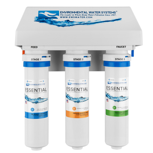 ESSENTIAL Drinking Water System with Ultraviolet Protection (Model #: DWS-UV)
