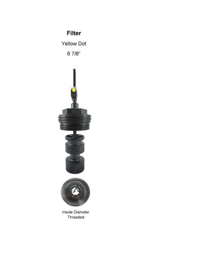 TS12 Piston- Filter