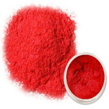 Flash Scarlet Synthetic Mica