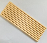 Thick Natural Fibre Reeds 6mm x 175mm
